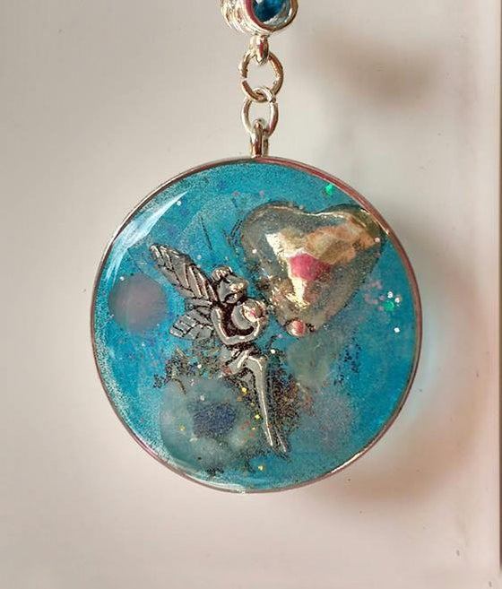Image of Bluey Round Pendant