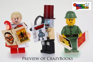 Image of Crazy Book