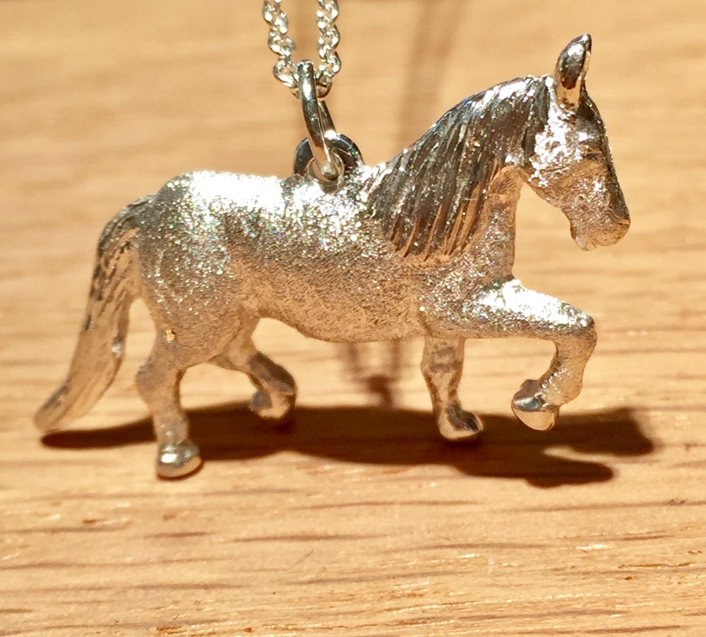 Image of Horse Pendant