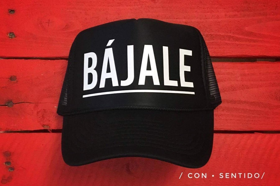 Image of Bájale Trucker Hat