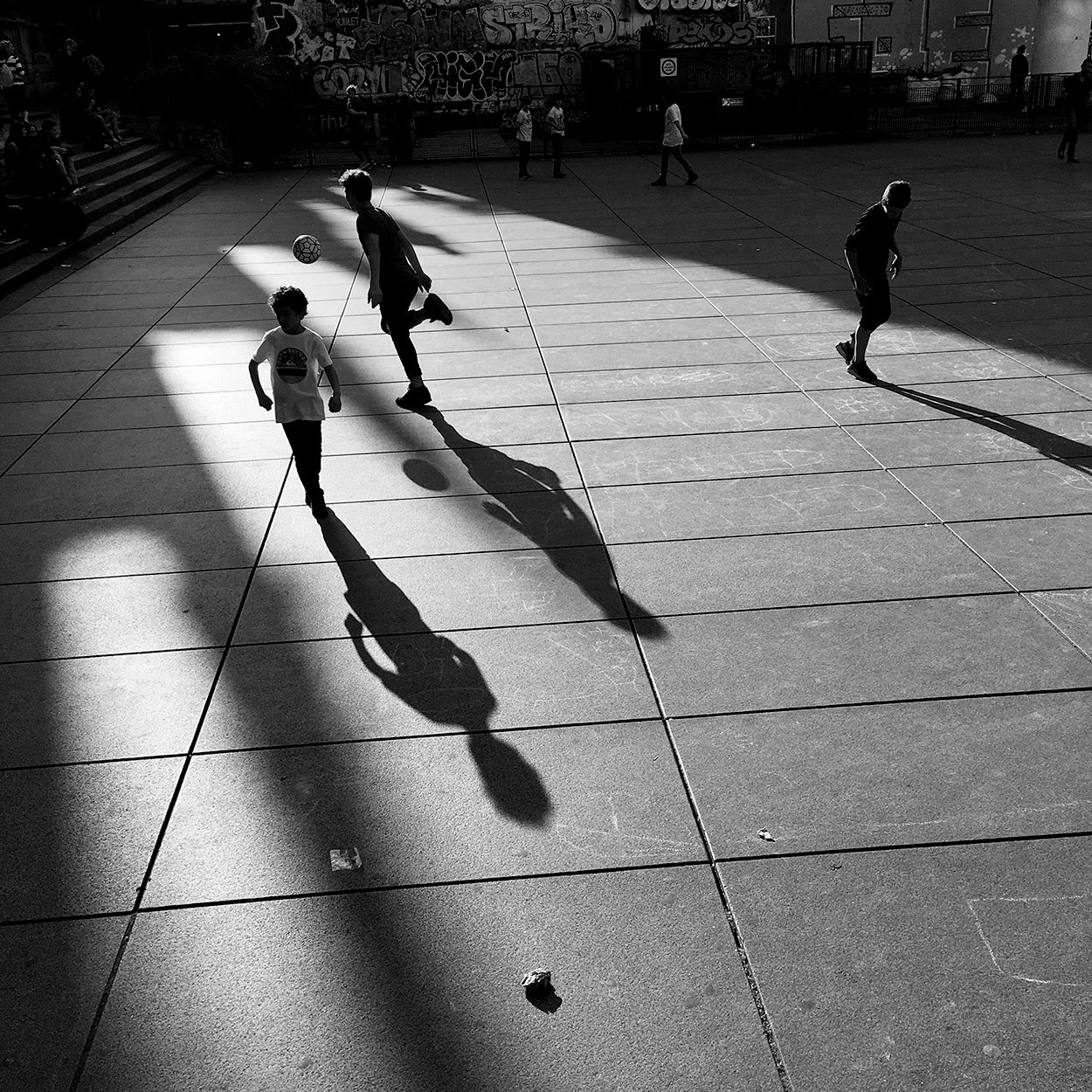 Image of Shadowplay by Jessica Kourkounis