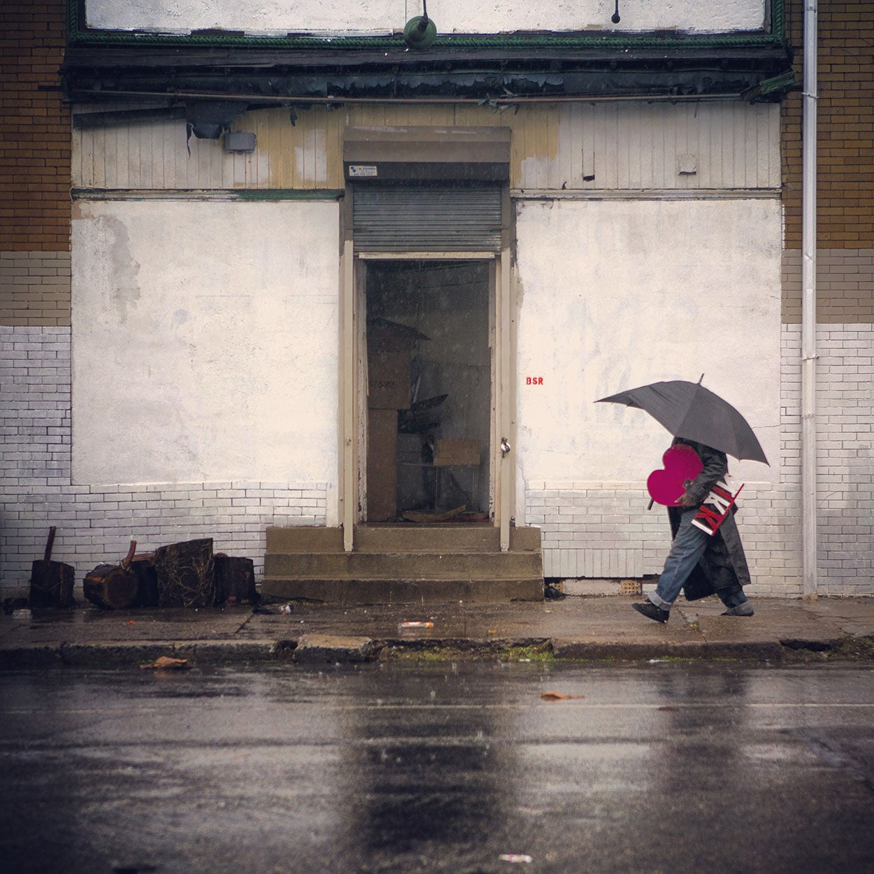 Image of Umbrella by Jessica Kourkounis