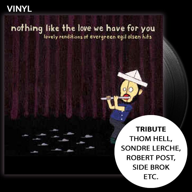 Image of nothing like the love we have for you (VINYL)