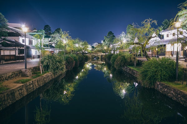 Image of KURASHIKI BY NIGHT