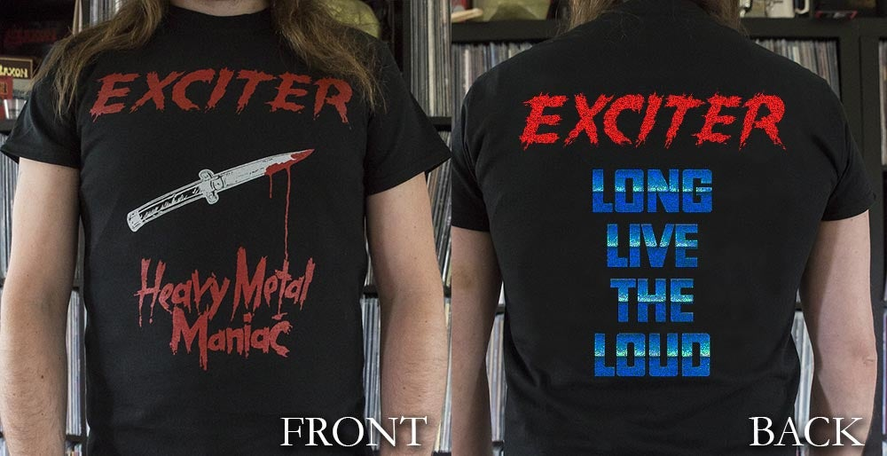 Image of EXCITER T-Shirt, S - L