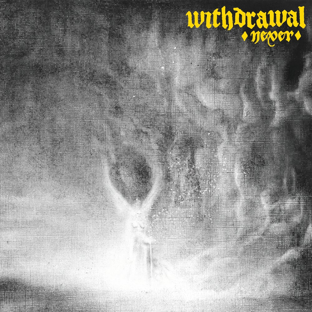 "Image of Withdrawal - Never 12"" LP"