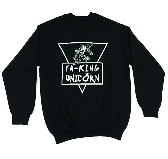 Image of AMIROLLO - BLACK SWEATER