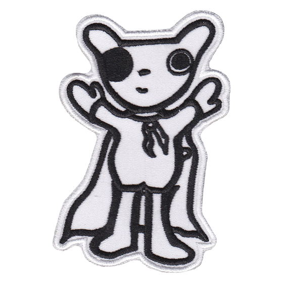 Image of PATCH, THE SUPERHERO PATCH