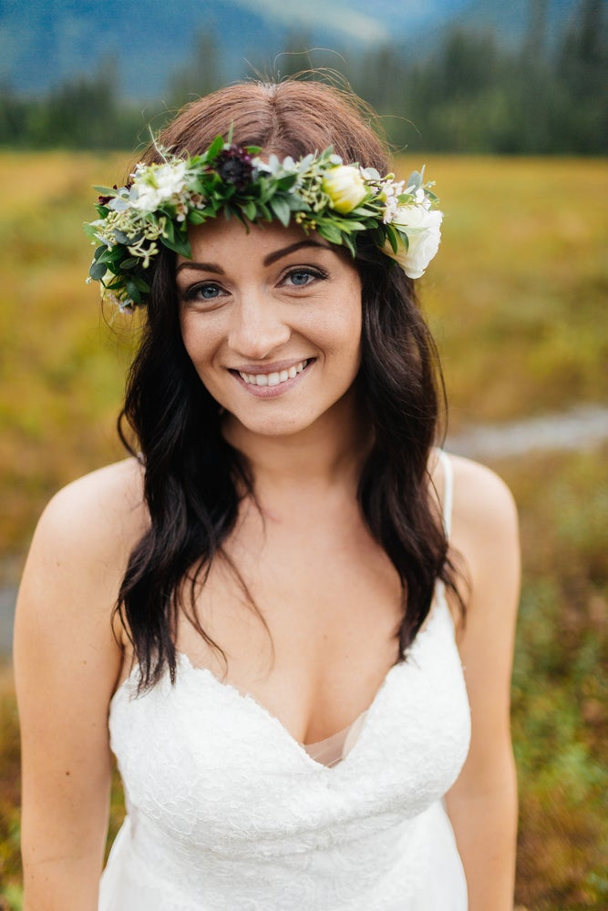 Image of Queen For A Day Floral Crown