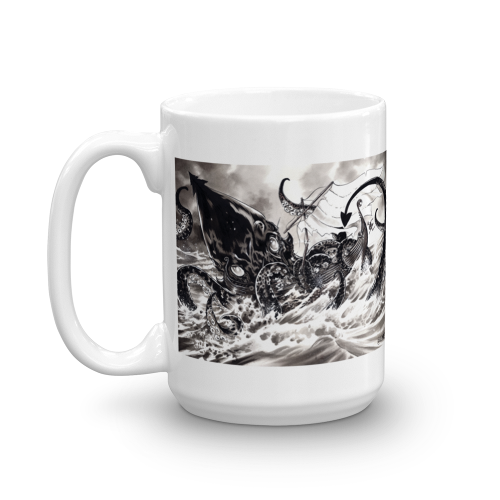 Image of KRAKEN THE MUG!
