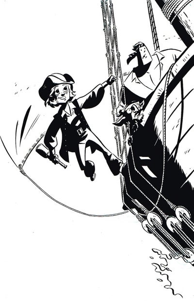 Image of Pirates of the Silver Coast cover