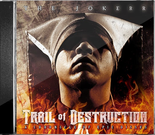 Image of The Trail of Destruction CD