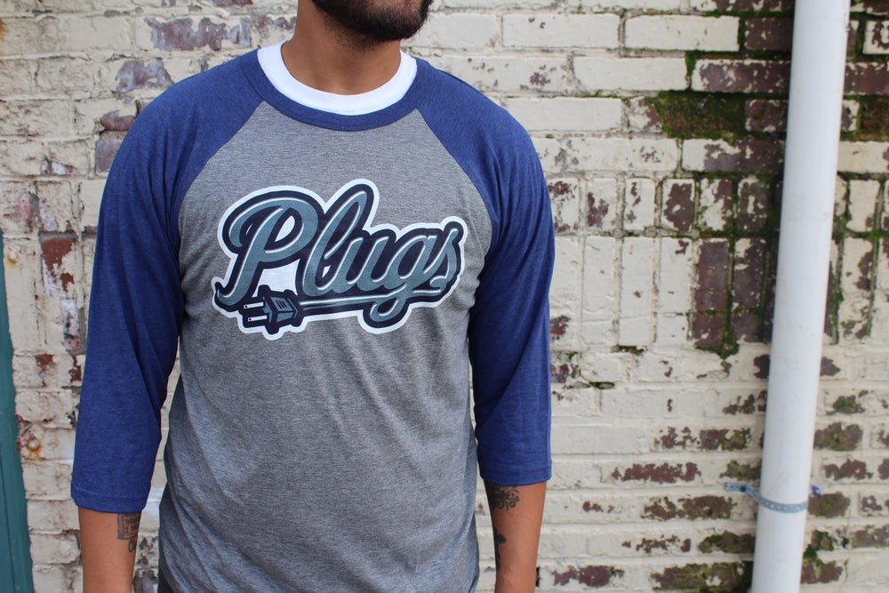 Image of Plugs Home Raglan