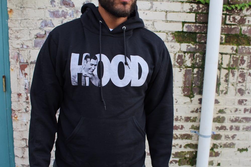 """Image of """"Hood"""" Men's T-shirt/hoodies"""