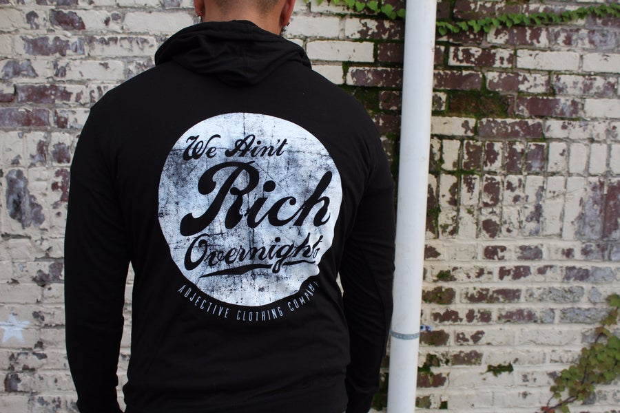 Image of Rich Overnight Hoodie