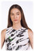 Image of 50% OFF - Sleeveless A-Line Dress - Painted Rocks