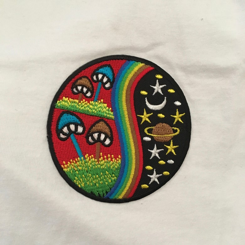 Image of Shrooming Tee