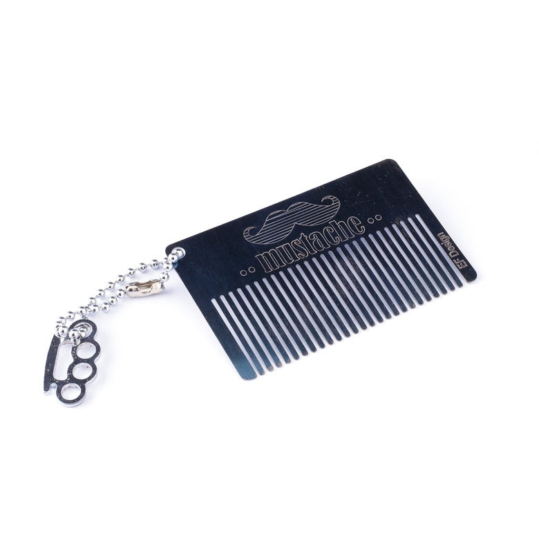 Image of Beard Comb - Mustache