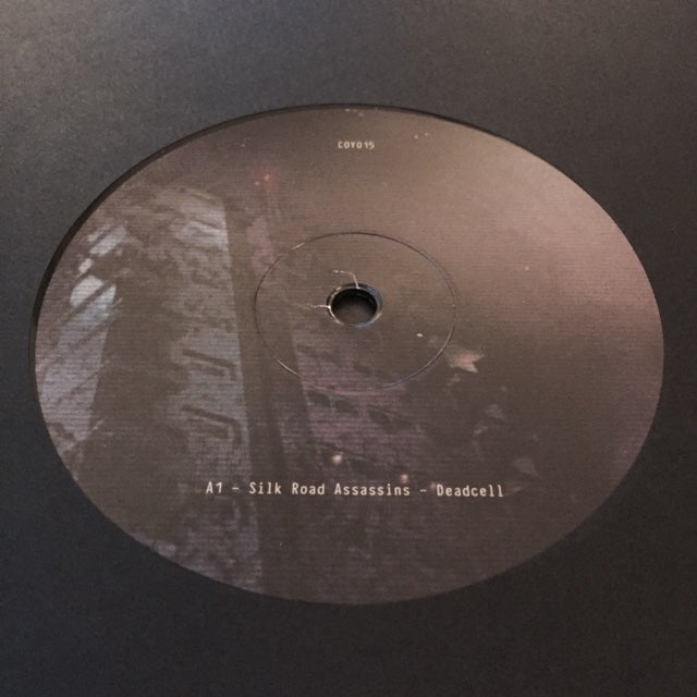 Image of COY015 | Silk Road Assassins - Deadcell / 3M Kunai