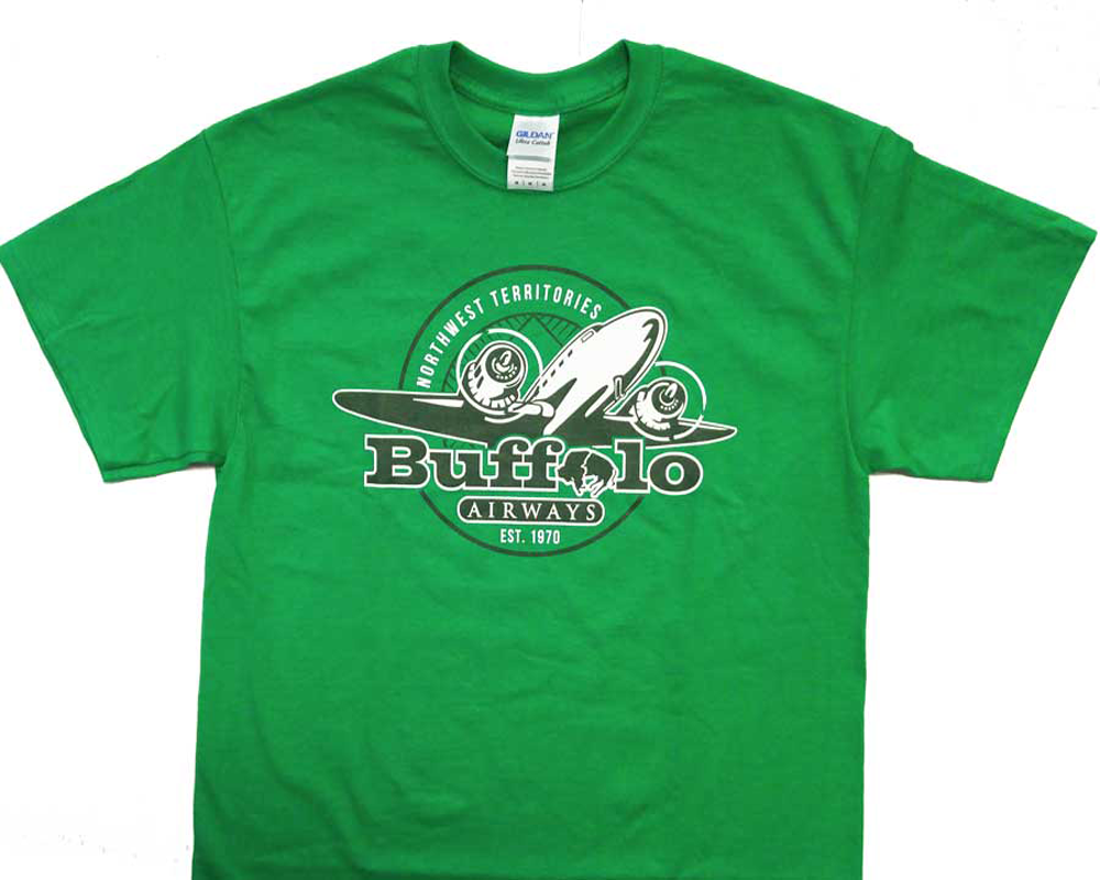Image of Buffalo Timeless Tee - Now Available for Kids!