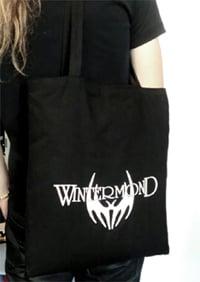 Image of WINTERMOND Stoffbeutel