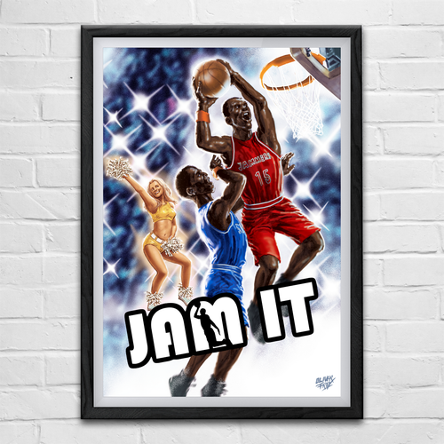 Image of Jam It (Commodore 64)