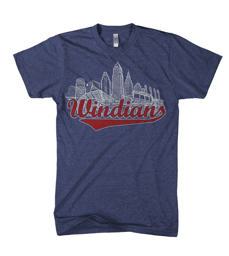 Image of Cleveland Windians Blue