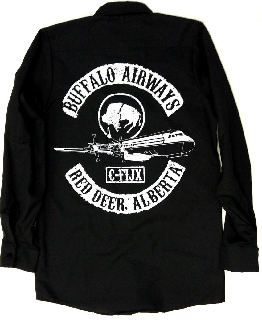 Image of Discontinued - FIJX Electra Air Tanker Work Shirt