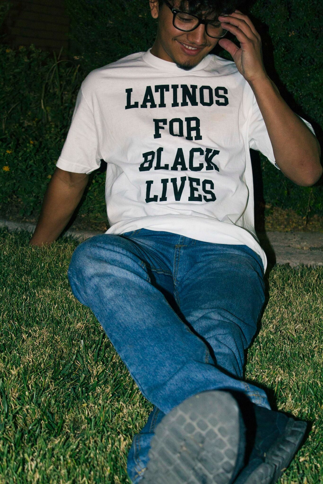 Image of New! Latinos for Black Lives
