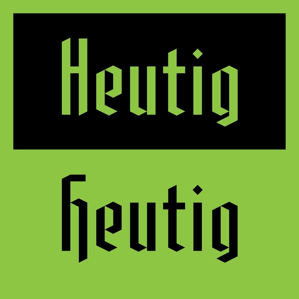 Image of Heutig
