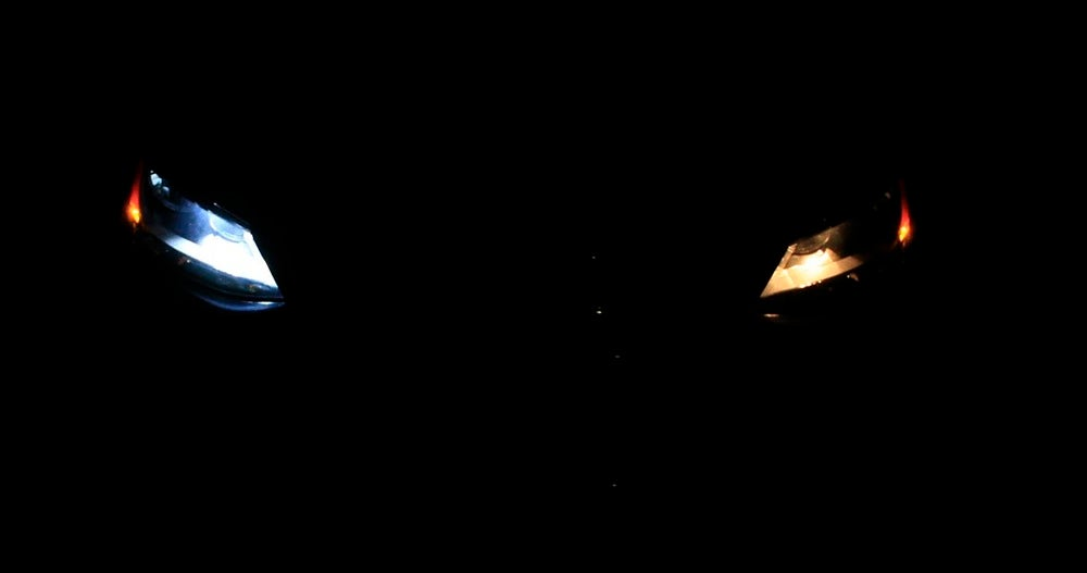 Image of City LEDs New bright LED chip technology in white or amber Fits: Audi B6 A4