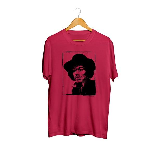Image of Rock in a free wall - Jimi Hendrix