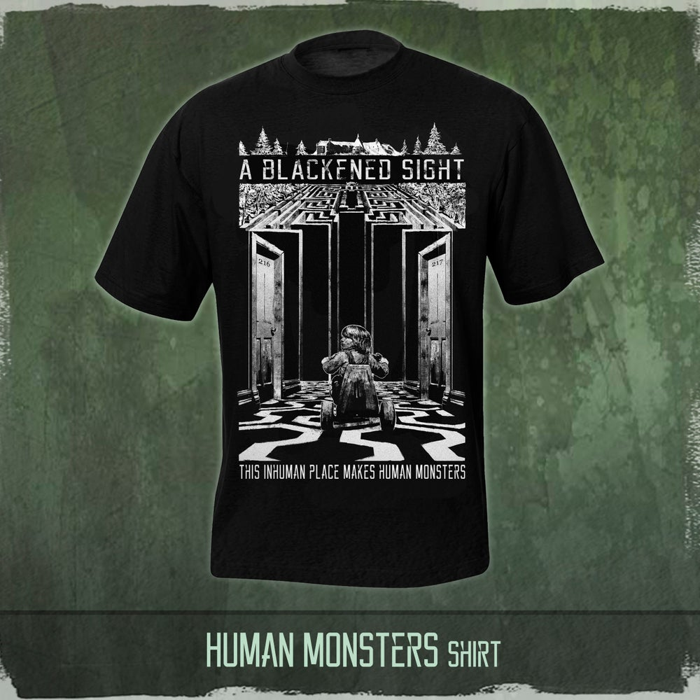Image of Human Monsters (T-shirt)