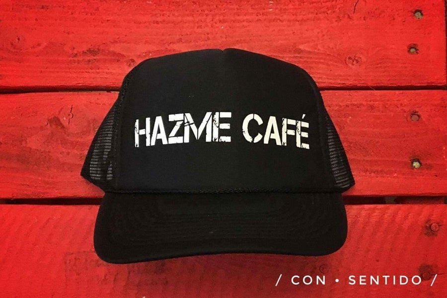 Image of Hazme Café Trucker Hat