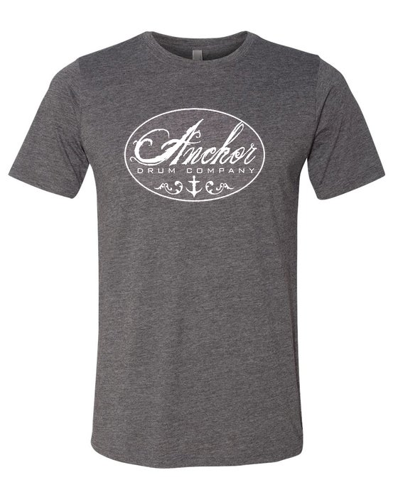 Image of Anchor Oval Tee - M,L,XL