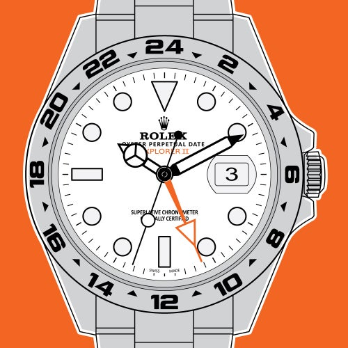 Image of Explorer ii Orange