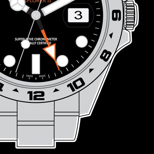 Image of Explorer ii Black