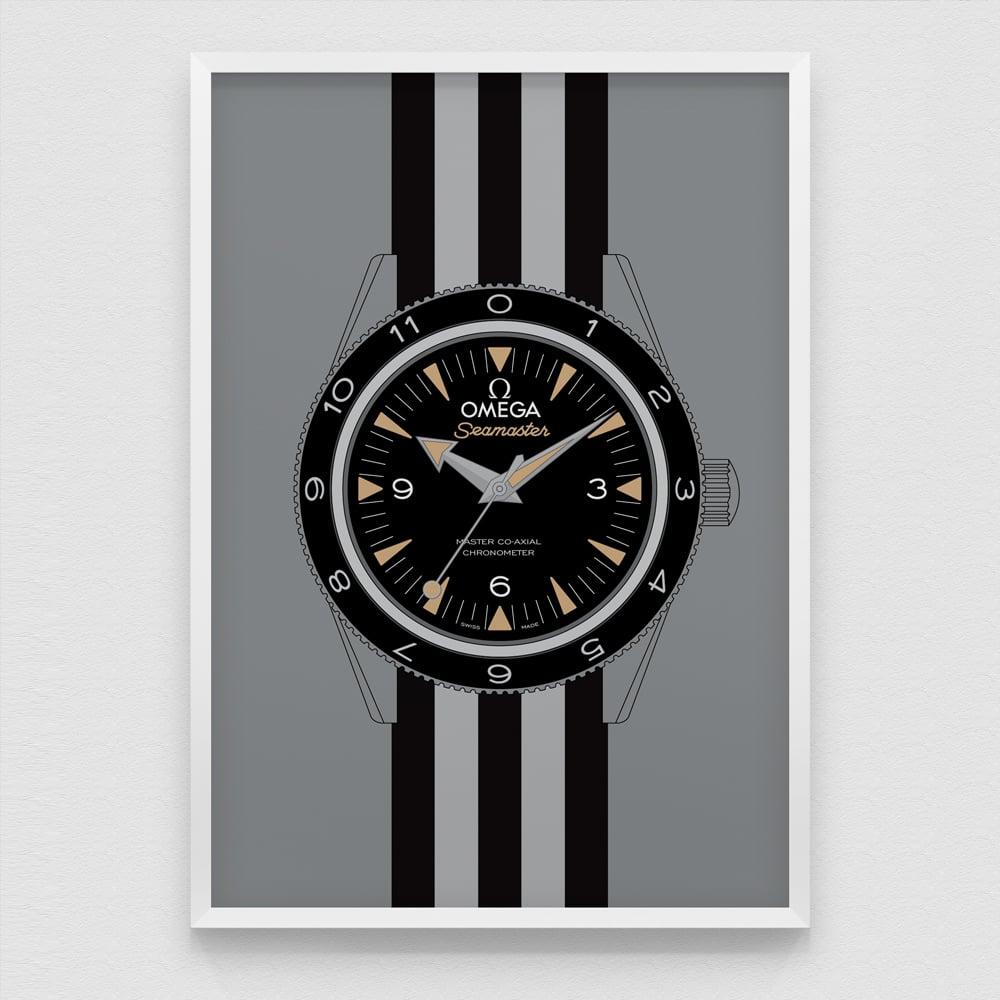 Image of Seamaster Spectre