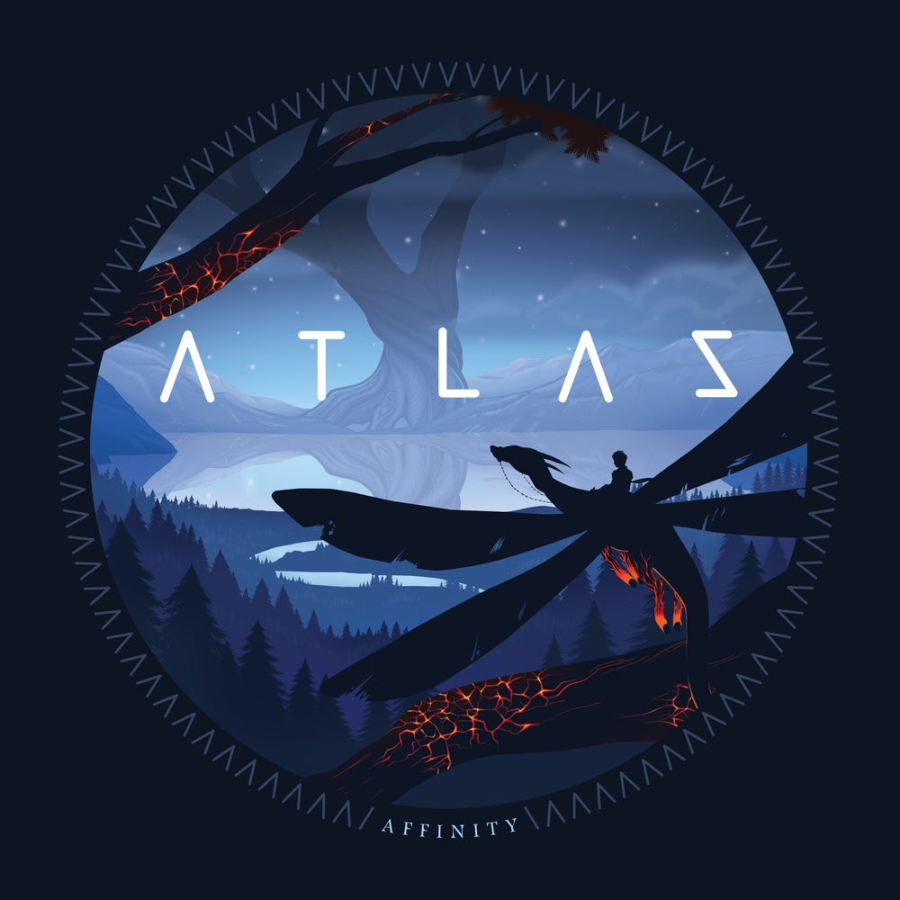 Image of ATLAS Sticker