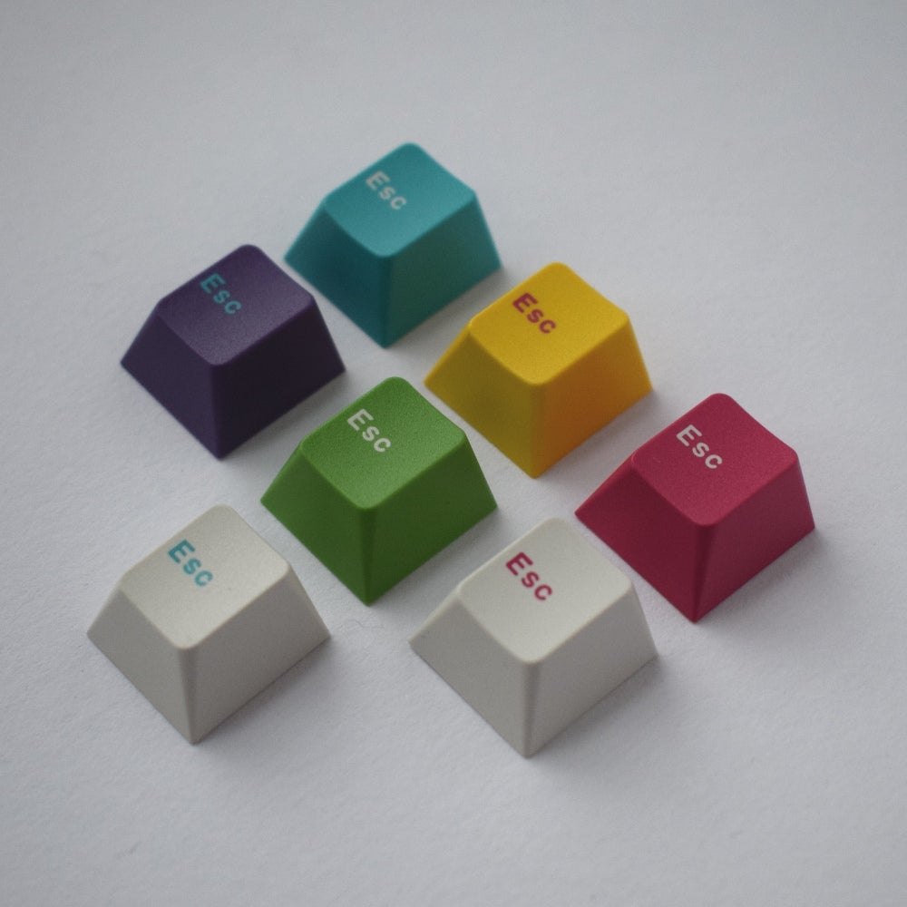 Image of GMK Escape Pack (7x Esc)