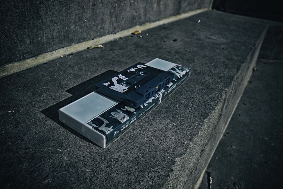 Image of Nikkfurie's Ghost Company K7 Collector