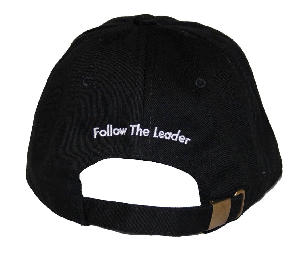 Image of Elephant Polo Hat (Black)