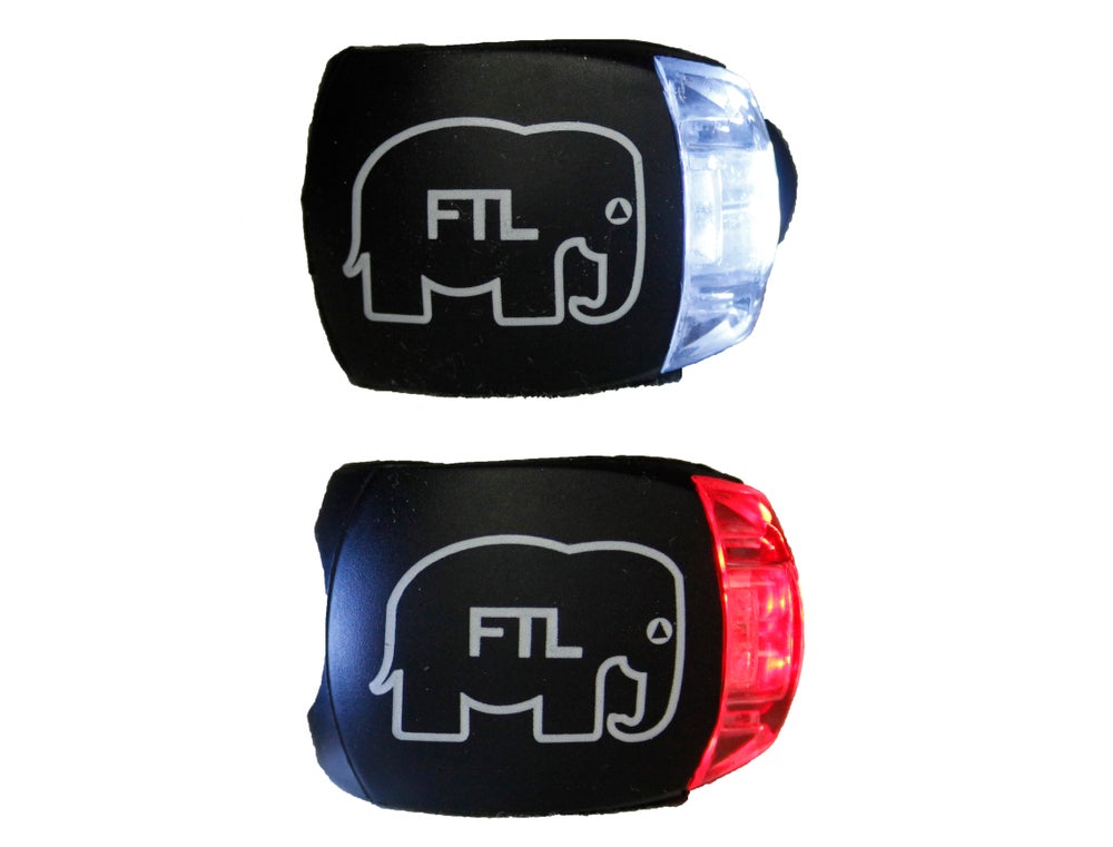 Image of Elephant Bike Lights (Pack of 2)