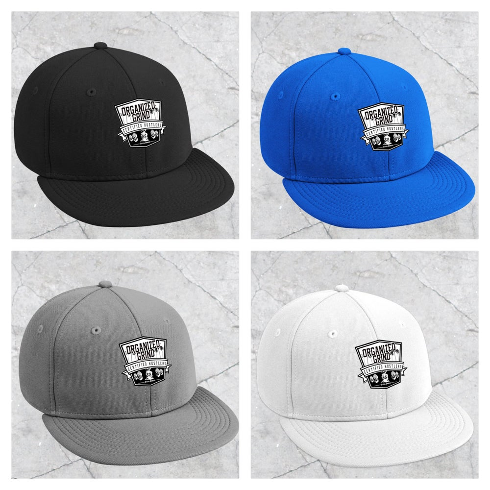 Image of Certified Hustlers Snapbacks