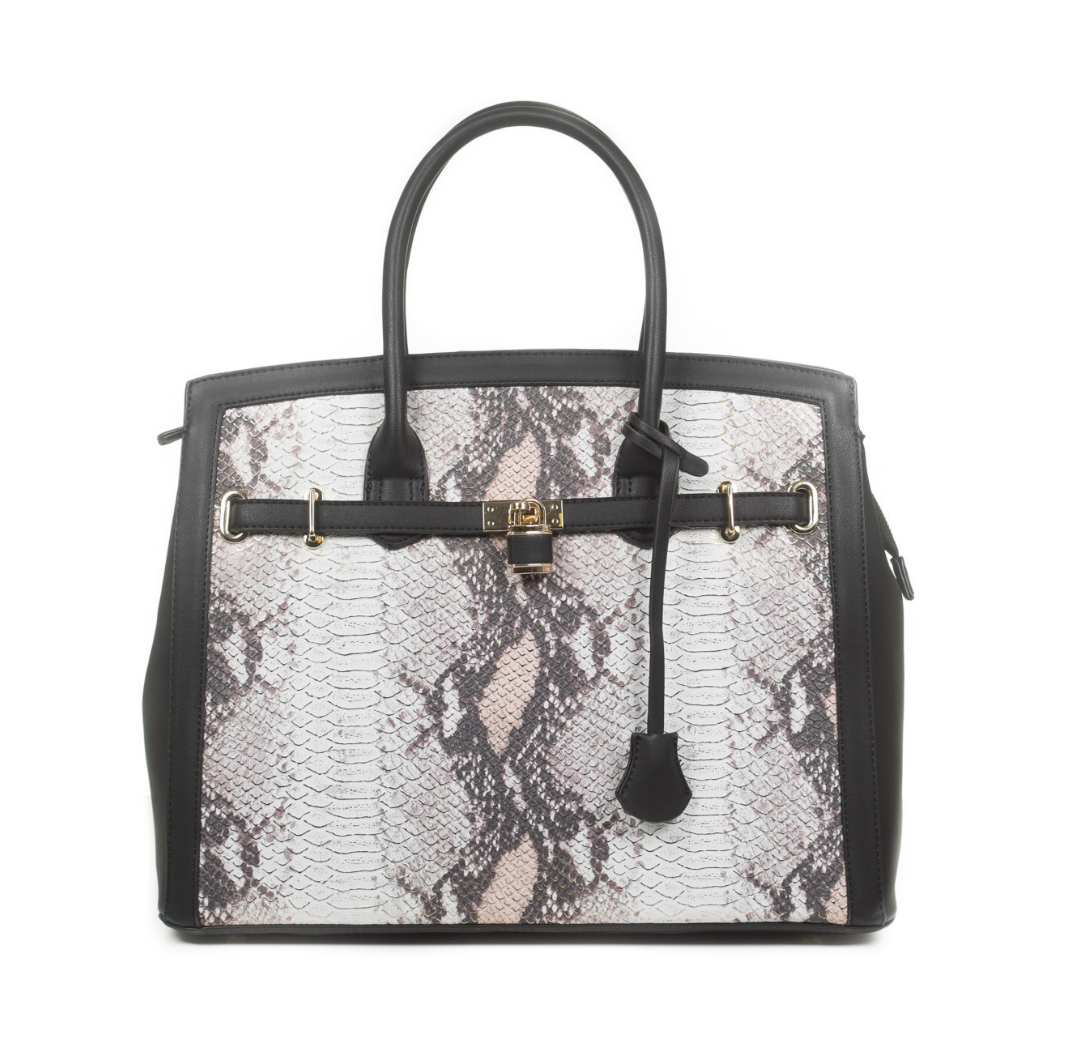 Image of Snake Skin Handbag
