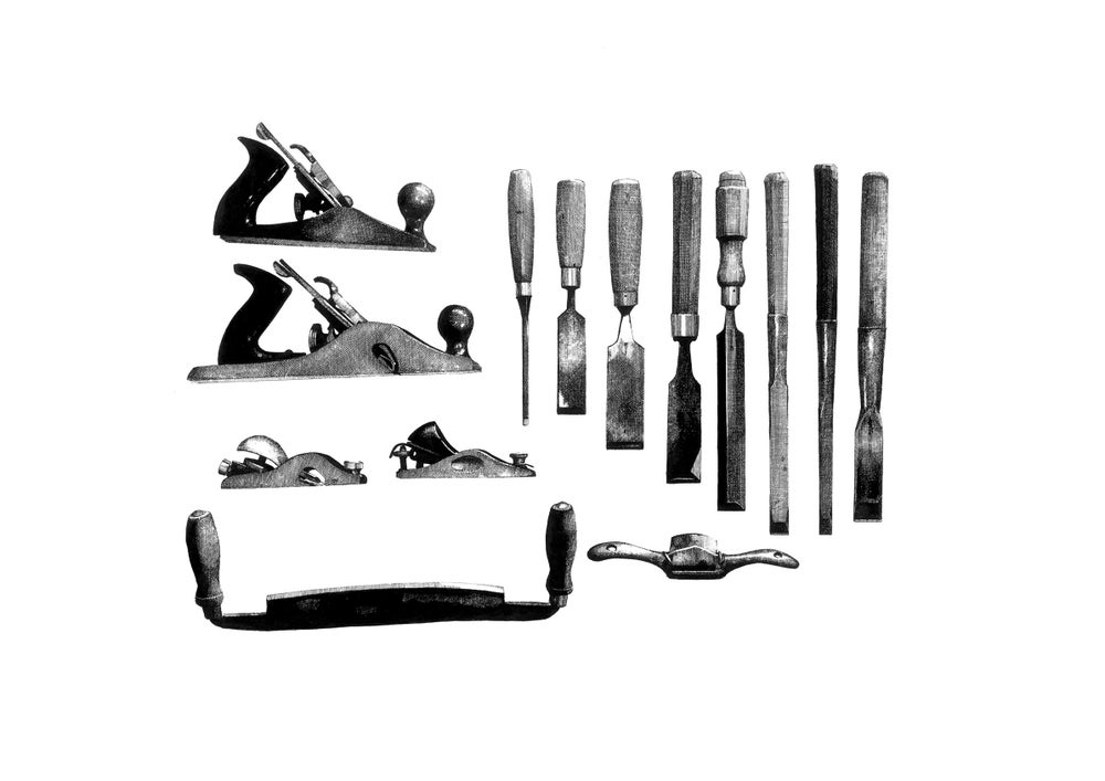 Image of Fourteen Tools to Build a Staircase.