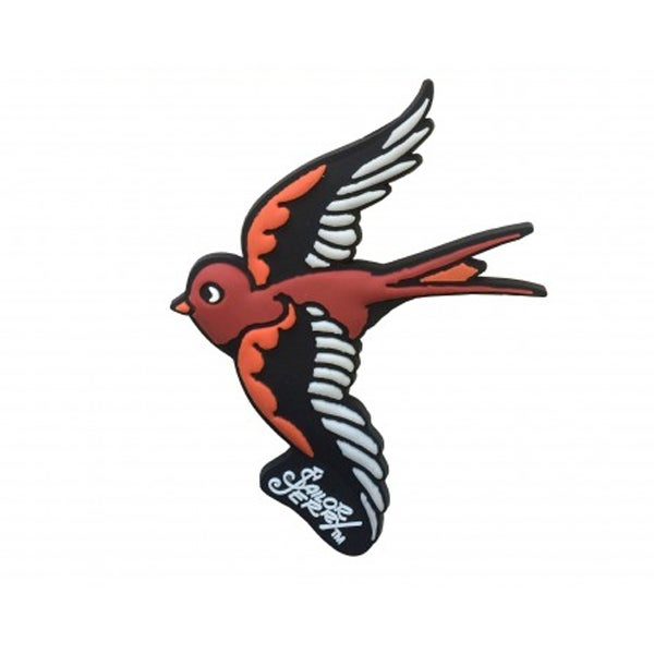 Image of Sailor Jerry 'Swallow' Fridge Magnet
