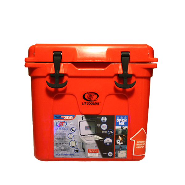 Image of Lit True 22 Quart SH RED Edition™ Cooler