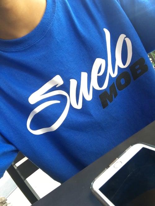 Image of Blue SueloMob Tee