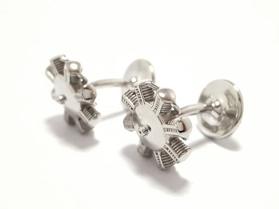 Image of Radial Engine Cufflinks